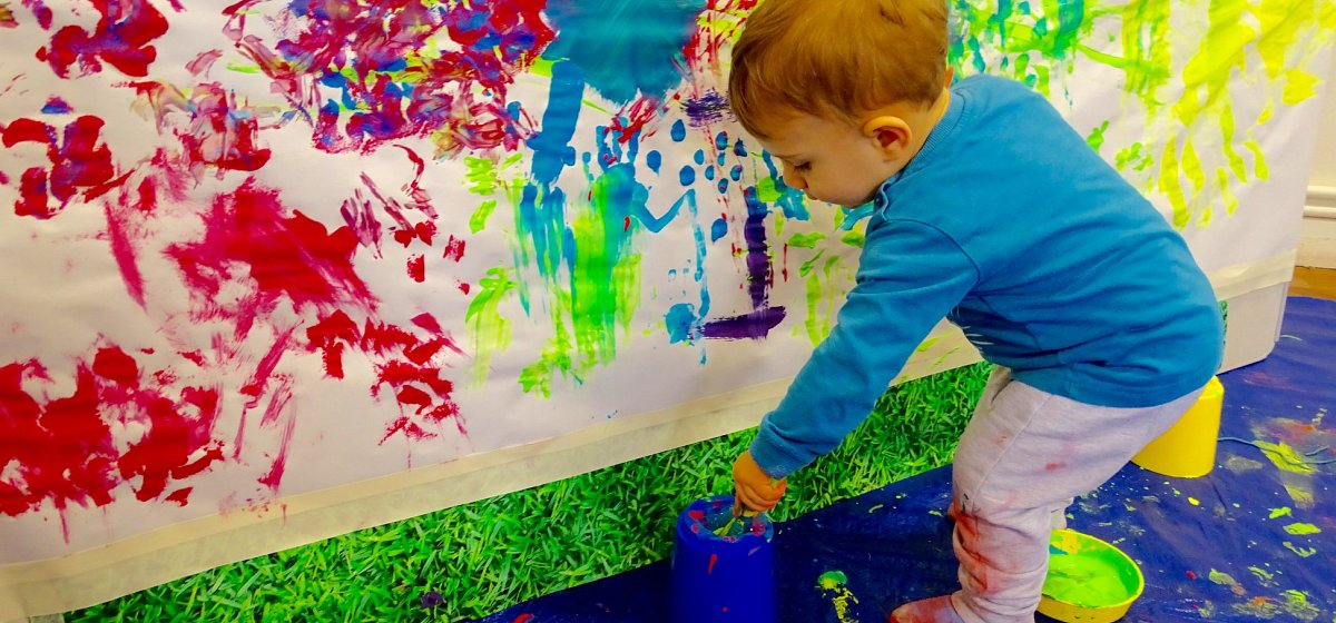 <p>Messy Play Birthday Parties</p>