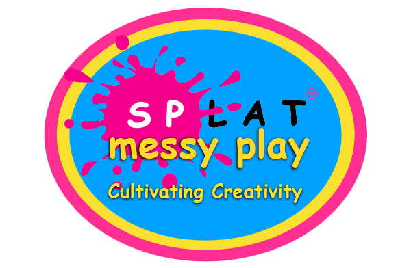 Splat Messy Play Logo